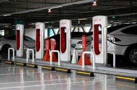 充电站共享,特斯拉超充将开放给其他品牌车主