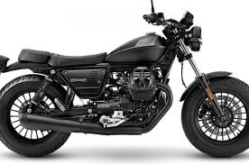 复古摩托标杆,2021 Moto Guzzi V9改款发布