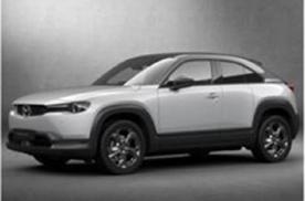 与长安共同研发 马自达将推首款纯电动SUV车型