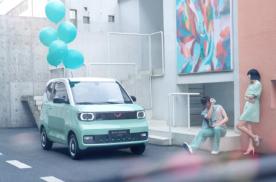 五菱宏光MINI EV继续屠榜,3月份销量险些破4万!
