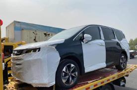 2021上海车展:传祺M6 PRO提前亮相