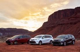 全新丰田塞纳来袭,预计2022年正式国产,或将售价43万起