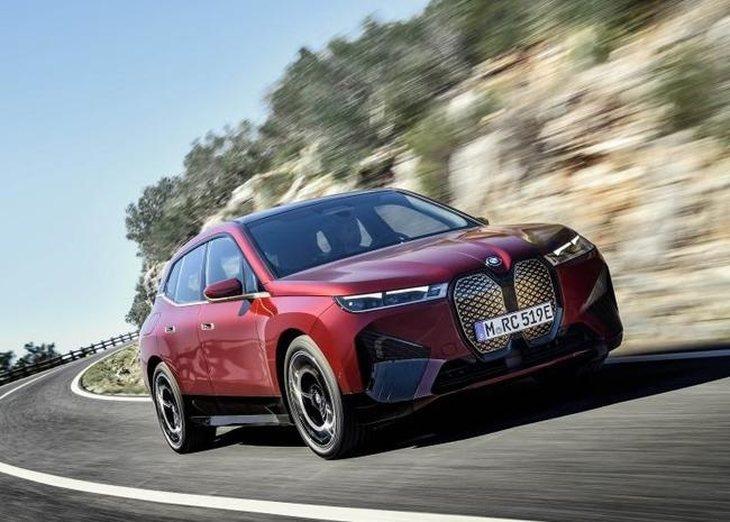 宝马iX将在明年年末推出M版本车型 最大功率可达418kW