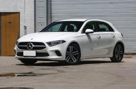 2021款奔驰A级两厢版上市 售23.28万起