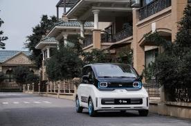 双门车身造型 新宝骏E300小Biu将于12月中下旬上市