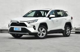 丰田RAV4荣放明年将会推出纯电动车型 率先投入日本