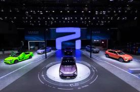 周杰伦代言!上汽R汽车三款新车亮相上海车展!
