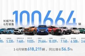汽车圈销量起伏 长城汽车却完成56.5%的同比增长 底气到底在哪里?
