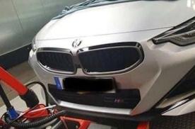 宝马全新2系Coupe基于后驱平台打造,最快明年亮相
