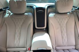 为你呈现完美效果 20款迈巴赫S450改装行政马鞍头等舱