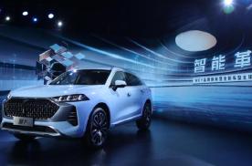 全新旗舰车型摩卡全球首秀 WEY品牌焕新迈出关键步伐