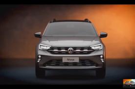 定位轿跑SUV,配1.0T发动机,大众Nivus全球首发
