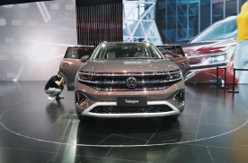一汽-大众揽境将于5月22日开启预售,已经在上海车展完成首秀
