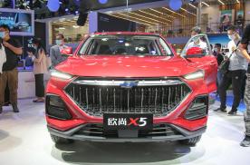 长安欧尚X5是否能延续欧尚X7的辉煌