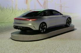 智已纯电轿车将于4月开启预售 纯电续航里程接近1000km