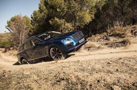 3.9秒地表最快SUV 宾利添越累计销售20000辆