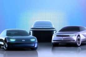 现代成立独立新能源品牌:首推三款车型,专属大空间平台打造