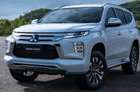 新疆国际车展亮相,预售30万,新款三菱帕杰罗·劲畅将上市