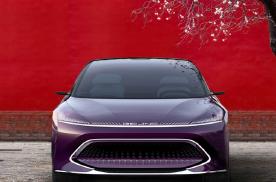 北汽推出新款车型,据传支持L4级别辅助驾驶,外观设计大胆前卫