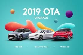 盘点2019 | 汽车 OTA 哪家强?特斯拉/蔚来/小鹏成