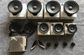 20款奔驰glb200改装升级 原厂小柏林之声音响 听觉盛筵