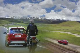 走318千万别错过这里,360度观看雅拉雪山的草原小环线