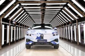 岚图SUV预生产下线 12月全球首发 明年量产交付