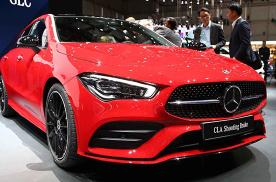 全新一代奔驰CLA要来了,1.3T动力能拉低售价?