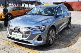 2020北京车展探馆:国产奥迪e-tron实车亮相