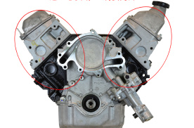 都是2.5L发动机,直列4缸和V6在动力和油耗上有什么差别?