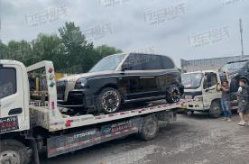 2020北京车展探馆:吉利英伦TX5实车亮相