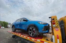 2020北京车展探馆:全新名爵MG领航实车曝光