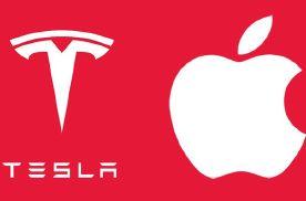 大摩:特斯拉就像20年前的苹果,二者会成竞争对手