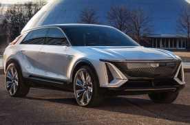 凯迪拉克首款纯电SUV发布,内饰配有33英寸液晶屏