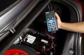汽车蓄电池的检测方式
