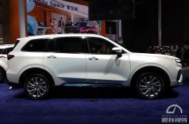 20万级中大型SUV新选择 全新江铃福特领裕上海车展售价公布