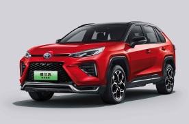 广汽丰田威兰达高性能版上市售25.88万元起