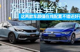 女生买车怎么选?这两款车颜值在线配置实用还好开,值得推荐!