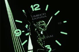 这道绿光,是沛纳海和兰博基尼的意式引力
