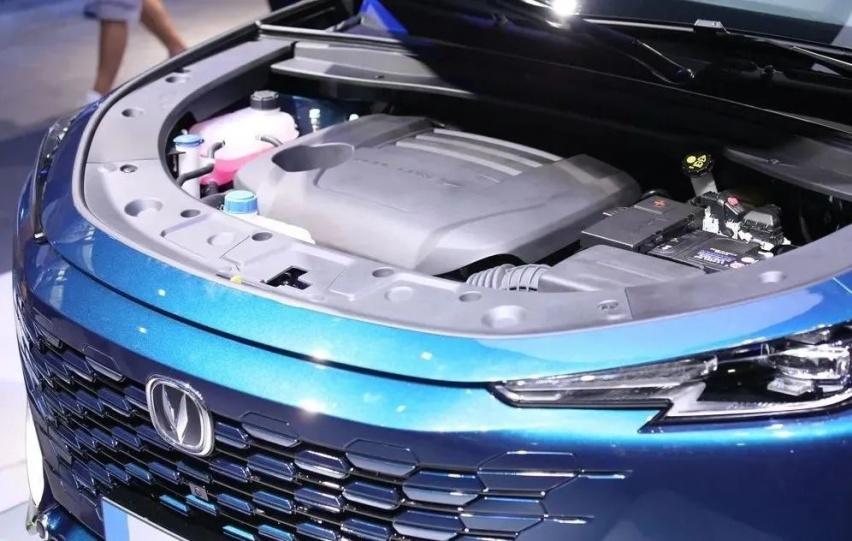 实拍UNI-K,长安为啥总能量产概念车