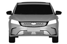 拉低门槛 新款缤瑞1.0T车型专利图曝光