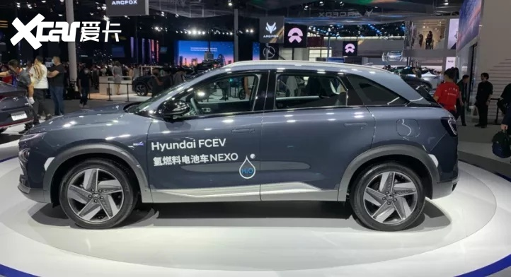 北京车展:5款燃料电池乘用车齐聚,上汽大通氢能源傲视群雄