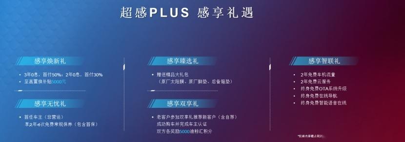 比亚迪全新宋PLUS超感上市,售价11.58-14.38万元