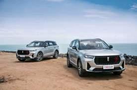 能文能武的大五座SUV,奔腾T99运动版正式上市(下)