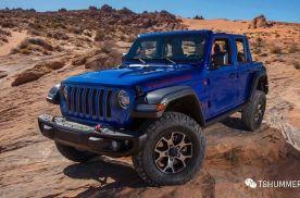 Jeep牧马人推出原厂升高两寸套件,网友:要是能来国内就好了