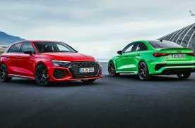 2022款奥迪RS 3来袭,它更猛了!