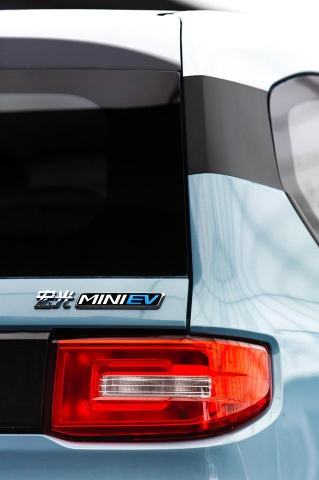五菱宏光MINI EV价格已实锤?起步3万多 顶配不到5万,看着就真香