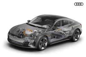 拥有710匹马力的奥迪e-tron GT性能超乎想象