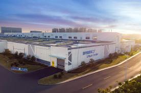 上汽通用汽车Ultium奥特能超级工厂竣工投产