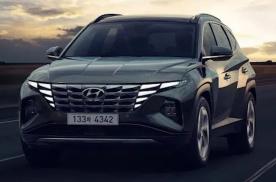 现代全新途胜官图发布 将于北京车展首发